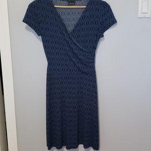 💙5 for $16-Faux wrap dress